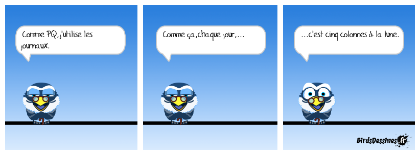 Le Figaro,c'est rasoir.