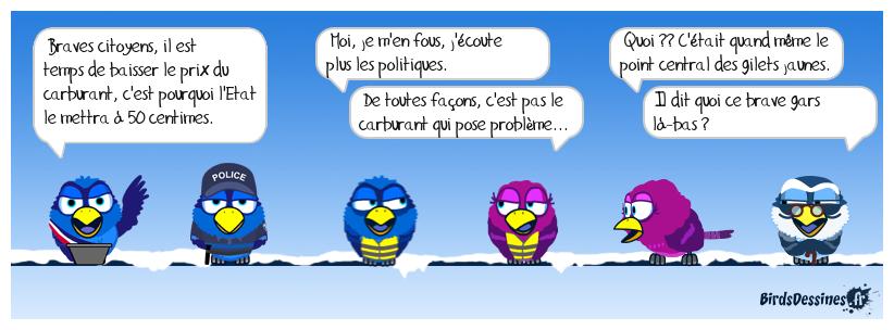 La France et ses gilets jaunes