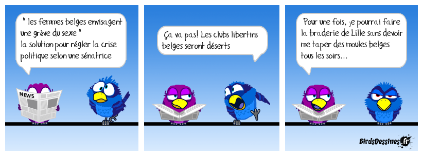 Inconcevable en France !