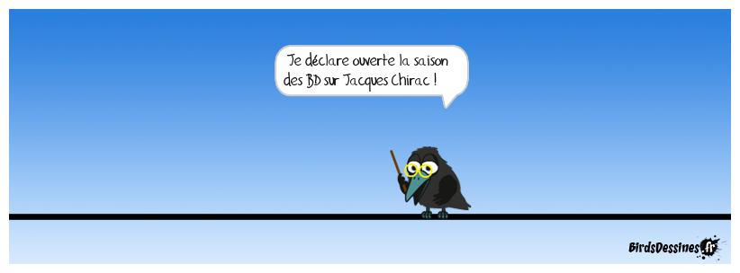 RIP Jacques Chirac