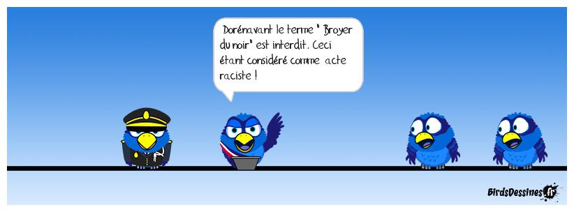A bannir de la langue Française