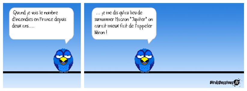 ♪ ♫ Néron Néron petit patapon ♫ ♪