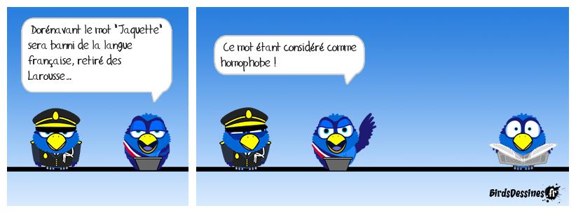 A bannir de la langue Française...2