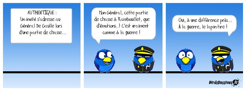 L'humour du Général De Gaulle
