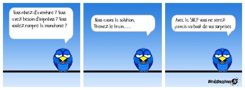 Pub SNCF.....