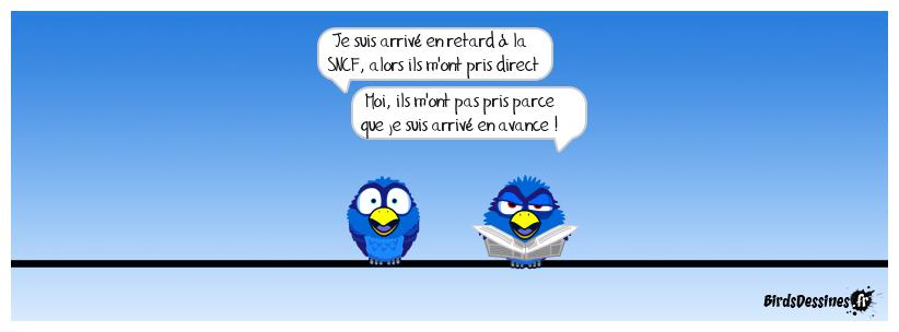 La SNCF...