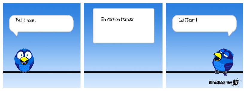 verb'humour 10