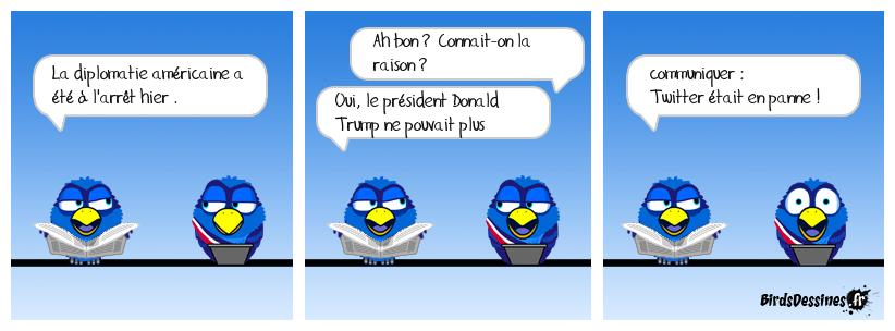 problème de commandement