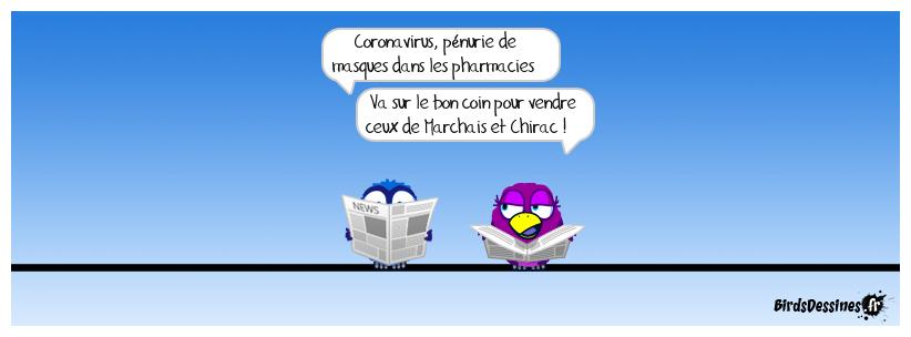 coronavirus,  toujours !