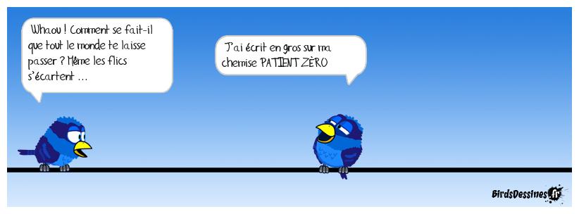 Pas con birdy