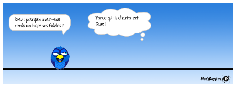humour noir ecclésiastique
