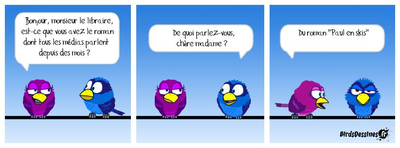 Le masque et la plume