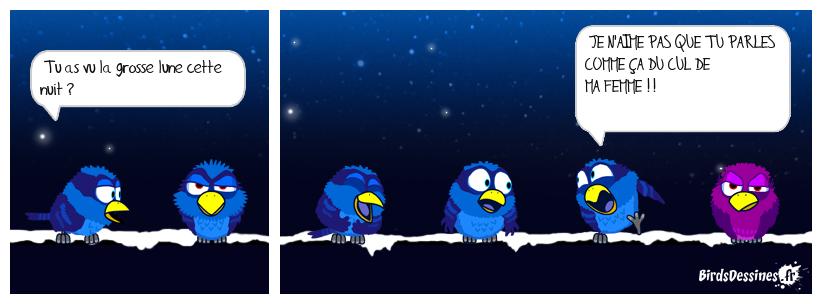 Il y a lune et lune !