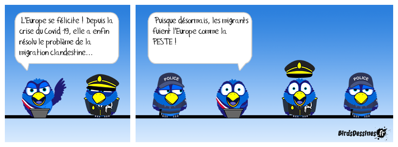 Humour, humour.. fallait oser !..
