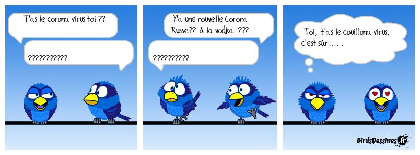 Le couillona virus