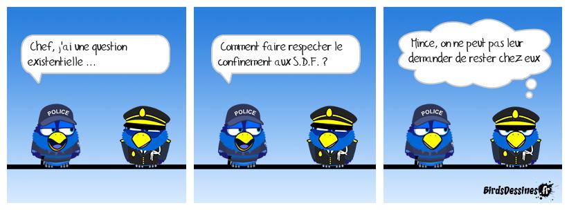 Confinement COVID 19