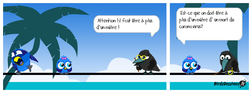Attention! Un mètre