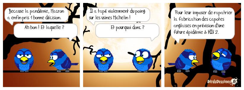 Y A PAS QUE LE COVID-19...