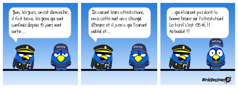 🎵🎶 La tacata...tactique du gendarme...🎶🎵