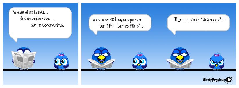 Sauvés par TF1 ???