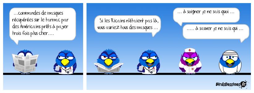 Les Ricains