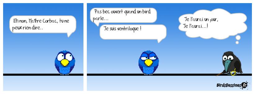 Piège à corbeau
