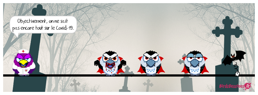 Birdy contre les vampires