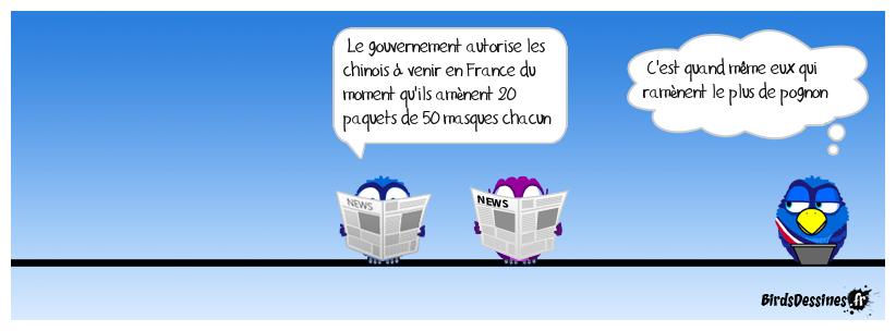 Accord Macron - Xi Jinping