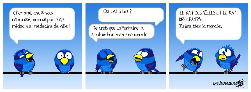 Vive LaFontaine