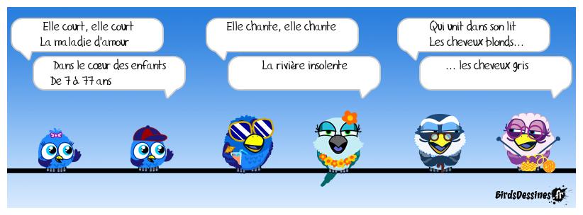 Maladie d'amour vs covid-19