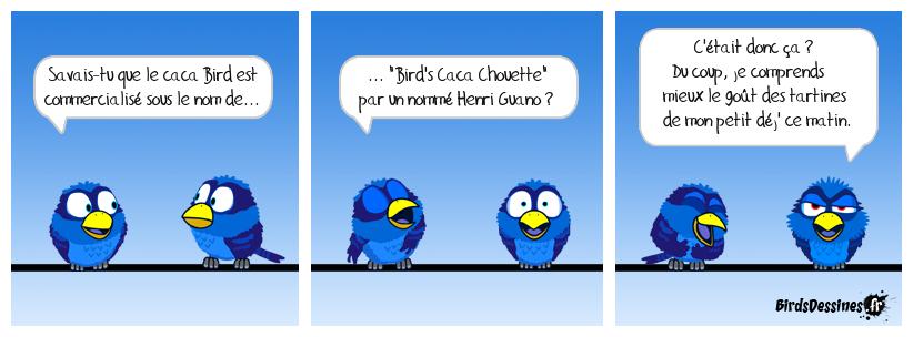 Caca Bird