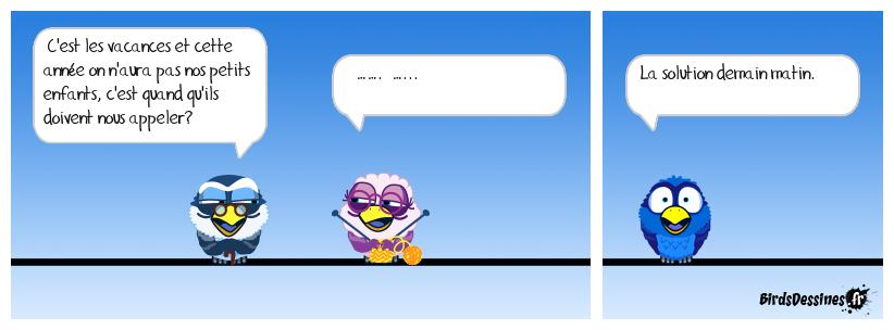 Verbi trouvez la réponse de mamie
