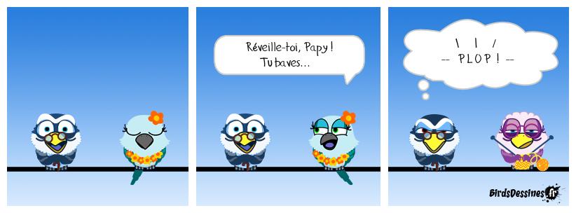 Une vie de Papy