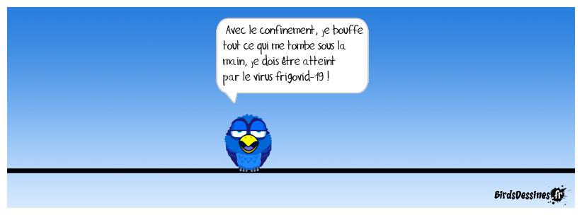 Le virus du confinement