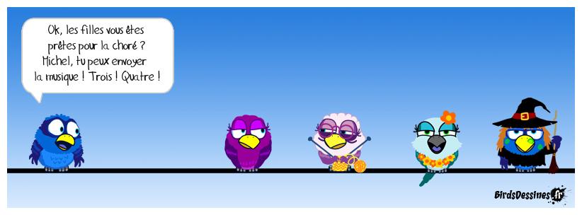 Spice Birds