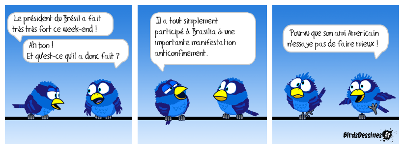 Compétition en vue entre le Brésil et les USA ?