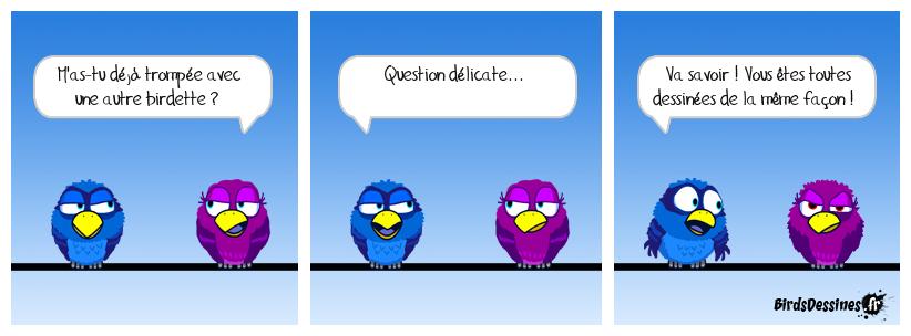 Question délicate