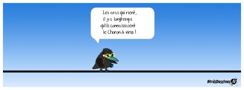 La leçon du professeur Choron