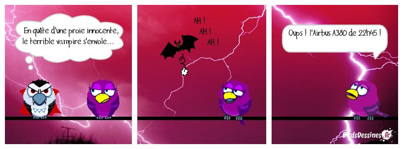 Birdy contre les vampires 7