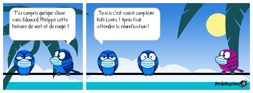 Nouveau Koh-Lanta