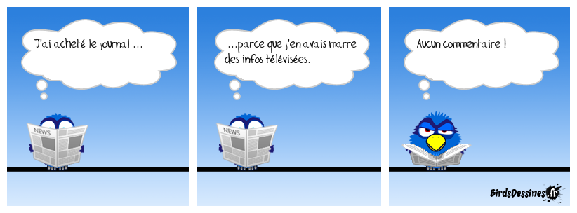 Informations difficiles...