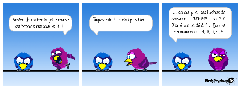 Quand on aime, on compte