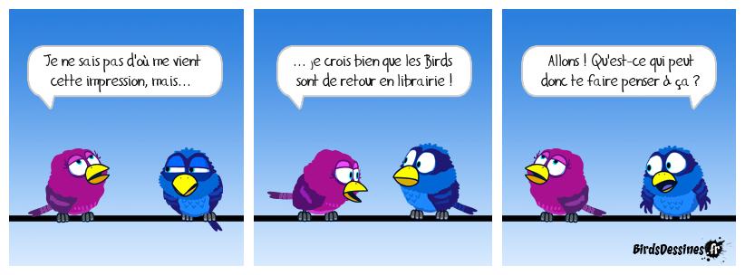 The oiseaux