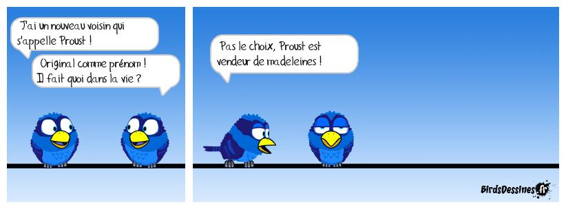 Madeleine de Proust...