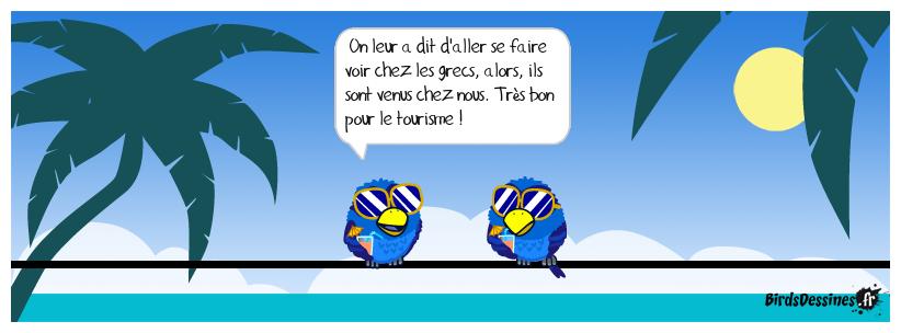 Reprise des vols Air-Héléniké