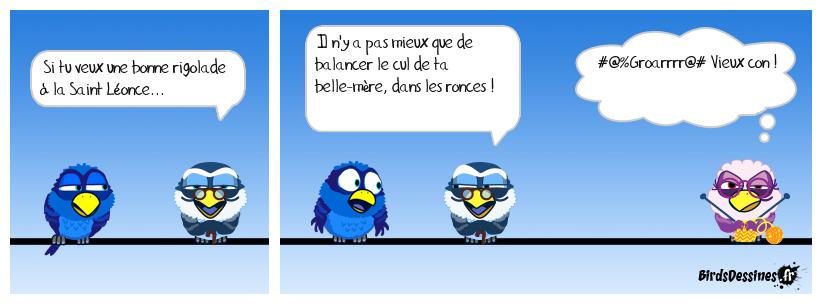 Le Dicton De Mister Blues 270