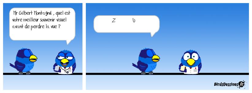 Test ophtal' mots