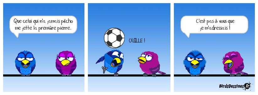 Et Paf ! le Bird