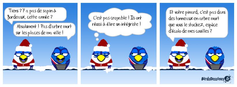 Bordeaux, Noël 2020