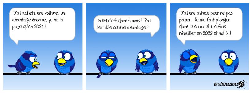 💸Comment zapper une année 🚗